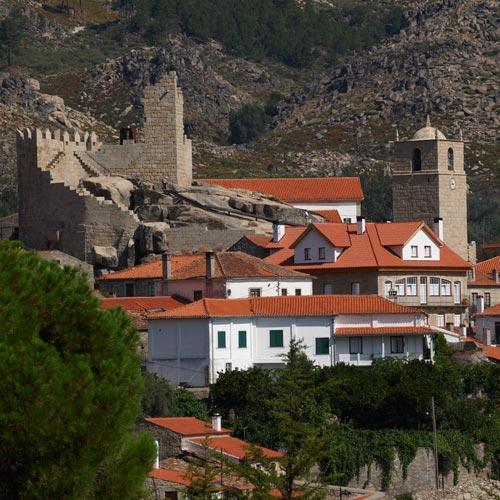 Castelo Novo sob o olhar de José Saramago