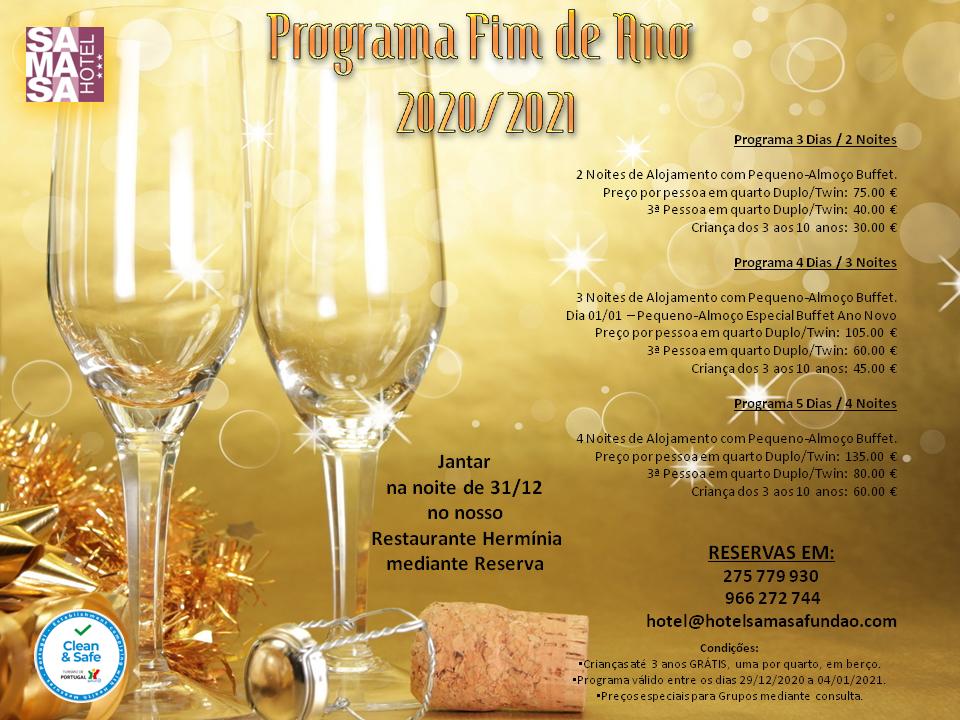 Programa fim do Ano